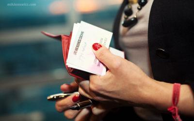 Jak powinna wyglądać wizytówka na networking?